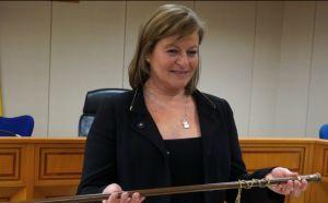 La popular Ana Serna se convierte en la nueva alcaldesa de Albatera