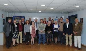 Torrevieja homenajea a los voluntarios de conversaciones en inglés