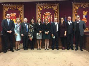 Almoradí conmemora el Día de la Constitución