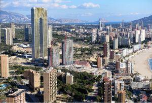 TM Grupo Inmobiliario construirá 1.200 viviendas a pie de playa en Benidorm