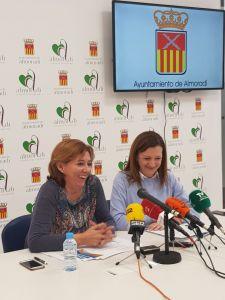 """María Gómez: """"El pacto entre PP y C's es sólido, estable y está funcionando muy bien"""""""