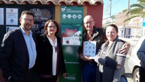 Pinar de Campoverde cuenta con tres desfibriladores gracias al dinero recaudado por los vecinos