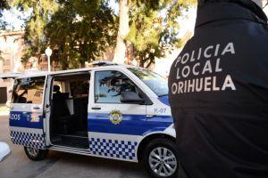 Detienen en Orihuela a un conductor por sextuplicar la tasa de alcoholemia