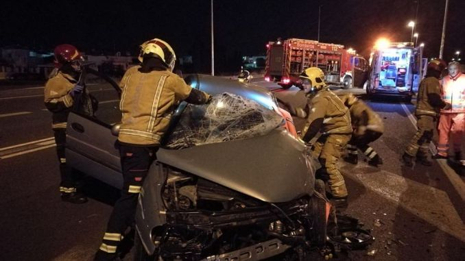 accident n332 torrevieja