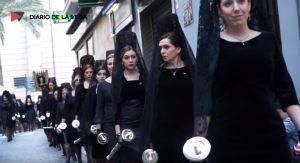 Domingo de Ramos: Tarde de luto en la Vega Baja