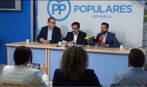 La comarca popular vota casi por igual a Soraya Sáenz de Santamaría y a Pablo Casado para encabezar el PP nacional