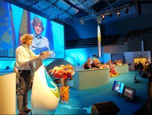 Tejerina pide desde Torrevieja a todos los partidos que se sumen al Pacto Nacional del Agua