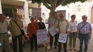 Los jubilados anuncian una nueva movilización para reclamar pensiones dignas