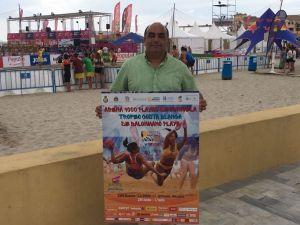 La playa de Cala Bosque acoge el Trofeo Costa Blanca Arena 1000 el próximo fin de semana