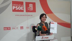 El PSOE de Orihuela ha presentado su alternativa de gobierno al resto de grupos
