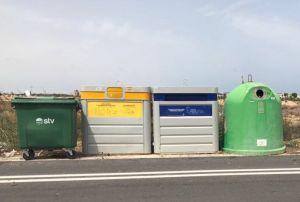 Pilar de la Horadada recuerda que la Ordenanza de Convivencia Ciudadana contempla normas y horario para sacar la basura
