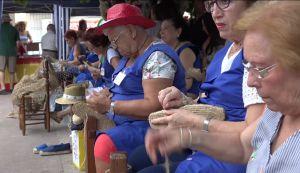 Callosa mantiene viva la artesanía del cáñamo
