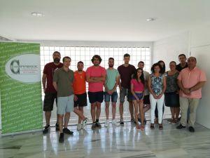 El Centro Social de Molins acoge un curso de Community Manager para jóvenes desempleados