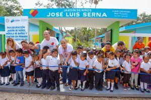 Tm Grupo Inmobiliario construye un colegio en una zona desfavorecida de México