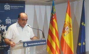 Orihuela oferta cinco nuevos cursos de formación gratuitos para a desempleados