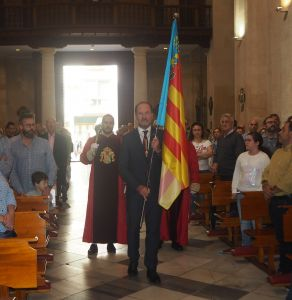 Bascuñana reclama la misma atención para Orihuela que para el resto de municipios de la Comunidad Valenciana durante el 9 de Octubre