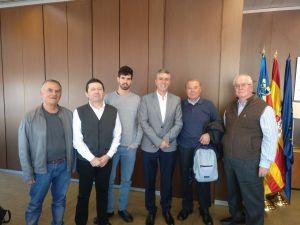 El Consell se compromete a no autorizar la mina de yeso en suelo protegido de Sierra Escalona