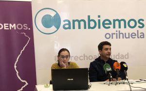 Podemos y Cambiemos piden declarar Orihuela como espacio libre de trata de personas con fines de explotación sexual