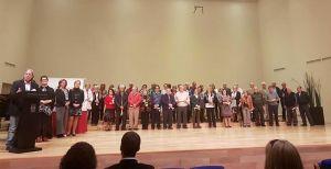 Almoradí rinde homenaje a sus docentes jubilados