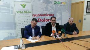 La Planta de Transferencia dará empleo a 18 personas y generará un impacto económico de un millón de euros en Dolores