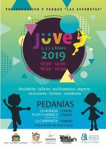 Orihuela acoge una nueva edición de JUVE los días 2, 3 y 4 de enero
