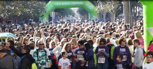 2.500 inscritos en la Carrera de las Ciudades de Orihuela