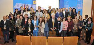 La Mancomunidad La Vega recibe un premio nacional por la campaña de prevención e intervención frente al Absentismo y Acoso Escolar