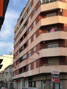 Edificio tras la intervención, una vez retirada las parabólicas