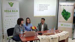Vega Baja Sostenible presenta un plan para el fomento del reciclaje y la separación de residuos en la comarca