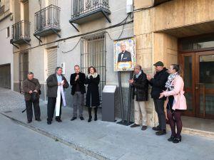 El Maestro Manuel Moya Pomares ya tiene su calle en Bigastro