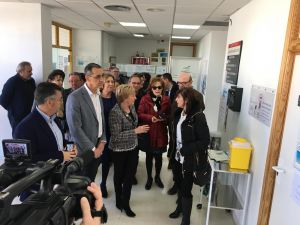 Sanidad ampliará el Consultorio Auxiliar de Cox con una inversión de 648.000 euros