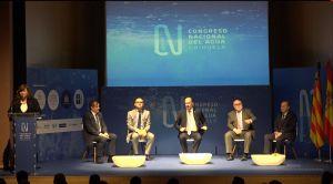 Orihuela inaugura el Congreso Nacional del Agua