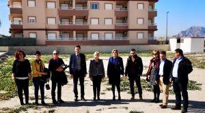 Sanidad proyecta la construcción de un nuevo Centro de Salud en Algorfa