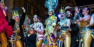 'Aquí hay tomate', 'Desafío' y 'Paya's Infantil' se alzan con los premios del Carnaval de Torrevieja