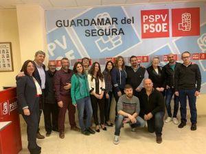 José Luis Sáez, candidato del PSOE para revalidar la Alcaldía en Guardamar del Segura