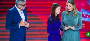 La torrevejense Lucía España en 'Prodigios' de TVE