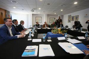 César Sánchez reclama en Los Montesinos agua para la provincia de Alicante