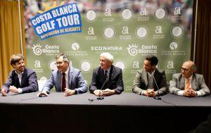 Algorfa acogerá la primera final de 'Costa Blanca Golf Tour' creado por la Diputación