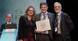 José Belda, premiado en el XIV Congreso de la Sociedad Española de Glaucoma