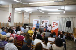 Ciudadanos presenta sus propuestas para La Murada