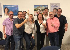 María Gómez gana las elecciones en Almoradí al frente de los populares
