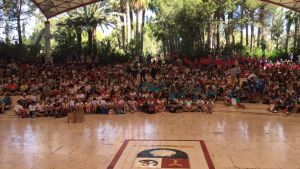 Albatera acoge a más de 800 estudiantes en el XX Encuentro Musical Escolar