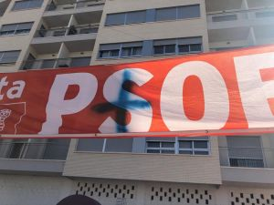 El PSOE de Callosa denuncia ante la Guardia Civil actos vandálicos contra su propaganda electoral