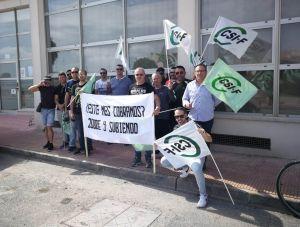 Agentes de la Policía Local reclaman al Ayuntamiento de San Fulgencio su complemento de nocturnidad
