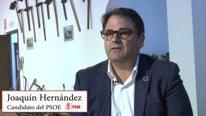 PARTE 3: Conociendo a Joaquín Hernández, candidato del PSOE a la Alcaldía de Dolores