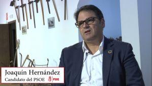 PARTE 5: Conociendo a Joaquín Hernández, candidato del PSOE a la Alcaldía de Dolores