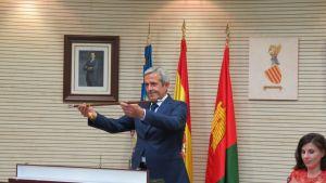 José María PérezSánchezinvestido nuevo alcalde de Pilar de la Horadada
