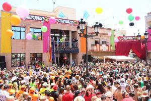Catral se prepara para vivir el Festival del Chupinazo