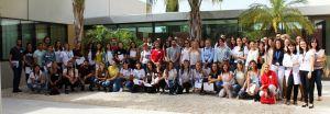 El Hospital Universitario de Torrevieja da la bienvenida a más de 70 profesionales de enfermería