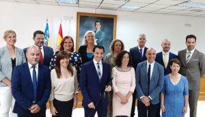 Eduardo Dolón ya es alcalde de Torrevieja